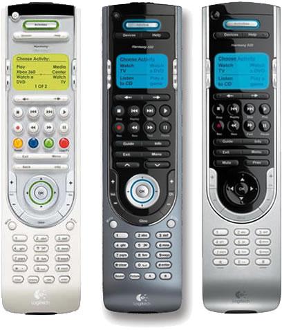 Logitech Harmony 550 Universal Remote | The World According